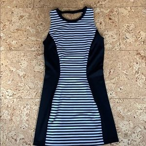 Striped dress by Jack